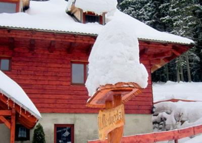 Zima u Medvěda