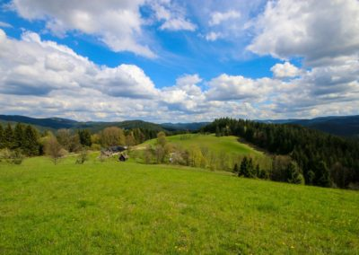 Krajina kolem Karlovic